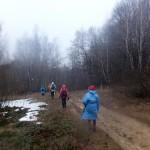 28. Za chwilę wyjdziemy na łąki nad wsią Wołosate.