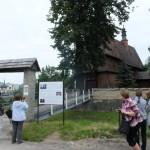 1. Drewniany kościółek w Krużlowej wzniósł Jan Pieniążek w 1520 r....