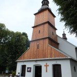 33. Kościół w Domosławicach wzniesiony w 1796 r....