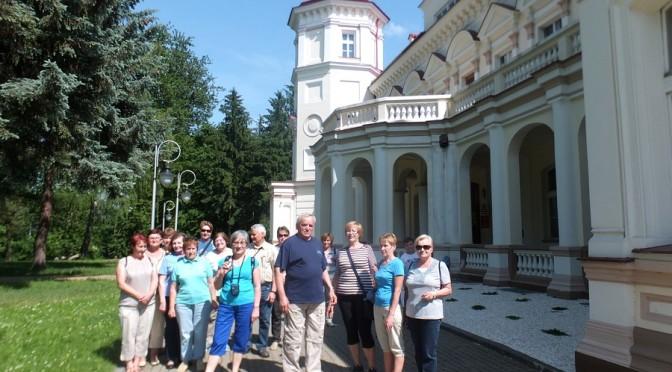 26. Pałac w Bakończycach wznieśli Lubomirscy...