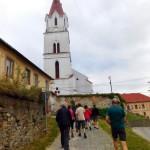 2. ...udaliśmy się do gotyckiego kościoła Wniebowzięcia NMP...