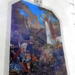 5. ...i malowidło św. Klemensa, patrona górników.