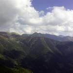 35. ...i pozostałe szczyty Tatr Zachodnich aż po Baraniec.