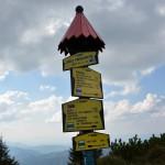 44. Z przełęczy Przedwrocie, gdzie wybieraliśmy szlak zejściowy...
