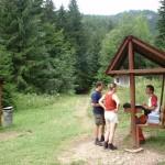 Wejście na teren parku narodowego jest płatne.