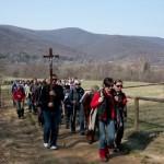 5. Opuszczamy pastwiska Wołosatego.