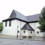 1. Kościół artykularny w Kieżmarku został wzniesiony w 1717 r.