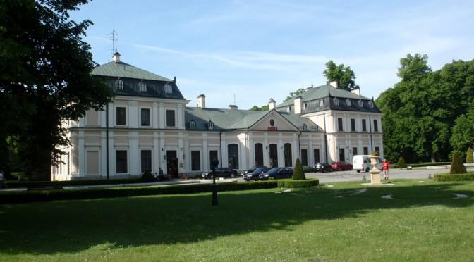 4. Pałac w Sieniawie był drugą obok Puław rezydencją rodową Czartoryskich.