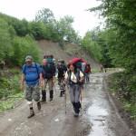 4. …i ruszyliśmy doliną potoku Krasna…