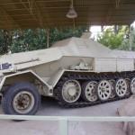"""17. W Skansenie Rzeki Pilicy zobaczyliśmy wydobyty z rzeki niemiecki ciągnik artyleryjski zwany """"Lufcikiem""""…"""