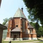 7. Kościół w Bejscach został wzniesiony staraniem możnego rodu Firlejów.