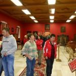 9. Ta sala zaznajomiła nas z osiągnięciami w dziedzinie sztuki.