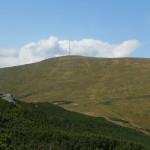 18. …i szczyt Kralovej Holi na wyciągnięcie ręki.