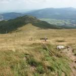 25. Stoki najwyższego szczytu wschodniej części Niskich Tatr były trawiaste…