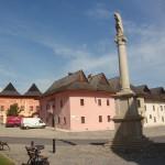 5. Ten obelisk stanął z inicjatywy cesarzowej Marii Teresy na pamiątkę odebrania Polsce miast spiskich.