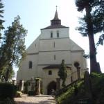 9. …oraz Kościoła na Wzgórzu otoczonego nagrobkami saskich mieszkańców miasta.