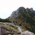 17. …w drodze na kolejne kulminacje szczytu.