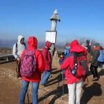 28. …doszliśmy na szczyt Małej Rawki…