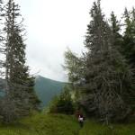 31. …i skierowaliśmy się ku przełęczy Machnate.