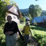 63. …i kilka zabudowań przysiółka Podrozsutec…