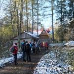 3. …i po opłaceniu wstępu do Bieszczadzkiego Parku Narodowego…