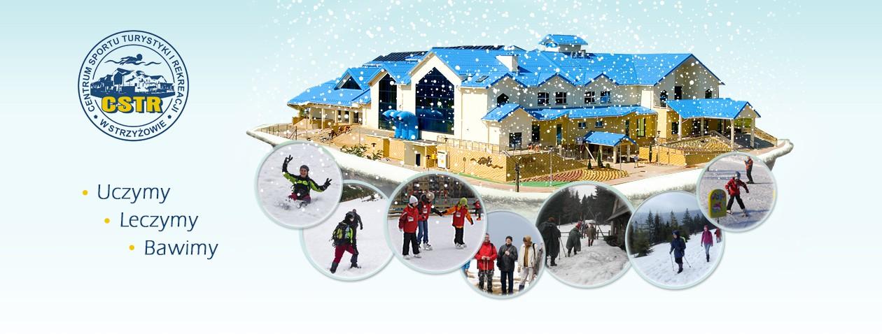 Centrum Sportu, Turystyki i Rekreacji w Strzyżowie
