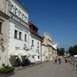Wracaliśmy na parking ulicą Senatorską obok kamienic Celejowskiej i Białej…