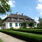 XVIII-wieczny barokowy dwór ze wsi Moniaki…