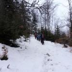 10. Wyżej więcej było śniegu...