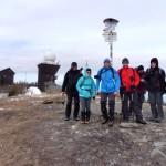 27. ...na szczycie Kojszowskiej Hali, gdzie byliśmy zmuszeni...