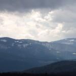 56. ...ujrzeliśmy najwyższy w Gorcach Turbacz.
